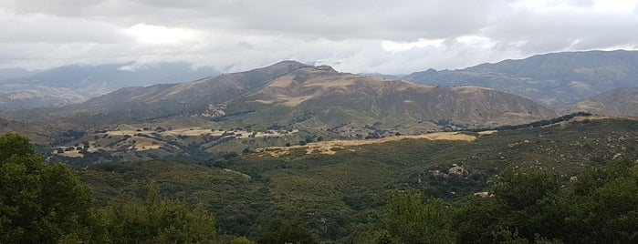 Santa Ynez Recreation Area is one of Los Angeles.