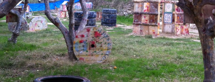 Mersin Paintball Park is one of Pniatbal_g.