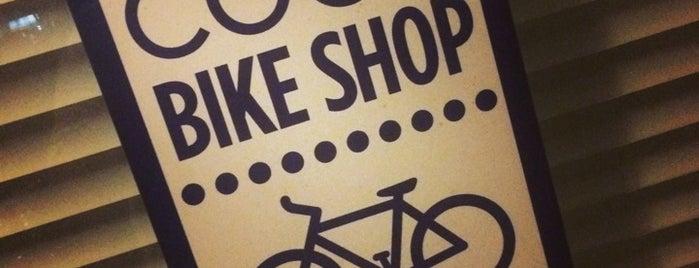 Super Cool Bike Shop is one of Posti che sono piaciuti a Dennis.