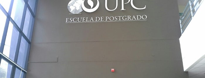 Universidad Peruana de Ciencias Aplicadas - UPC is one of Laureate International Universities.