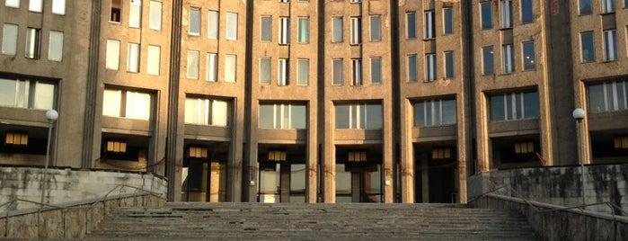 Городская больница Святого Великомученика Георгия is one of สถานที่ที่ Hookah by ถูกใจ.
