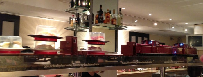 Sushi Train Kiteki is one of Cool spots in Geneva.