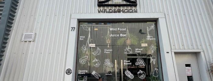 Wild & The Moon is one of In Dubai (vegan allergies).