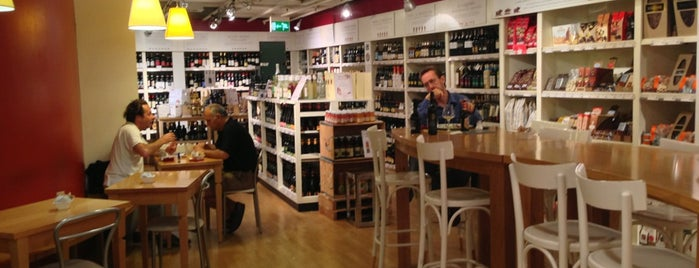 Eataly Smeraldo is one of Milan(o) the BEST! = Peter's Fav's.