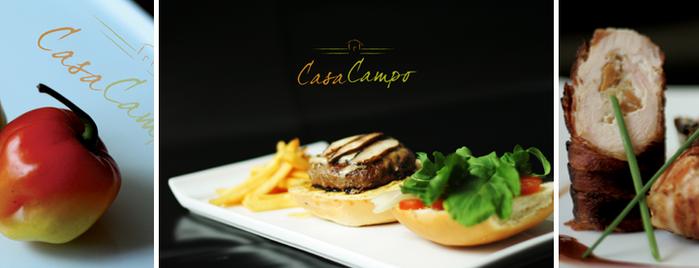 Restaurant Casa Campo is one of Leonardo'nun Beğendiği Mekanlar.