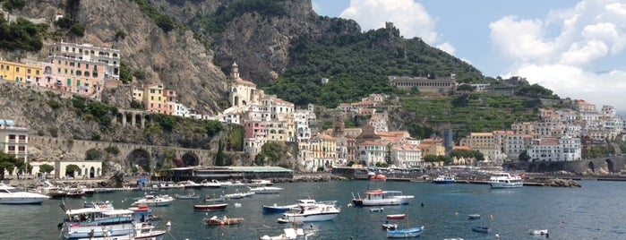 Costa Amalfitana is one of Amalfi Coast.