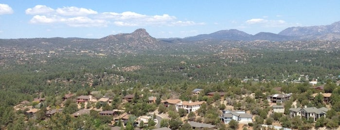 Prescott National Forest is one of National Recreation Areas.