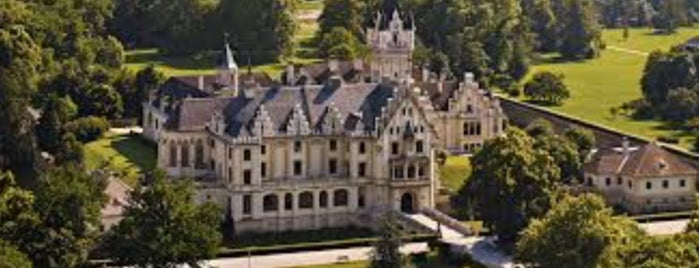 Schloss Grafenegg is one of When we get a car.