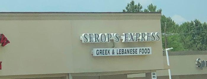 Serops Express is one of สถานที่ที่ Sabrina ถูกใจ.