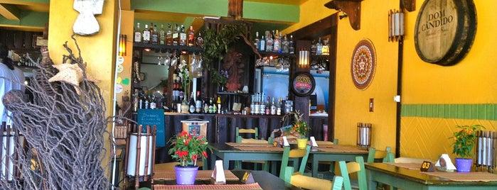 Setentaesete Restaurante is one of Garopaba.