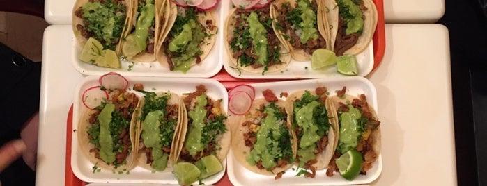 Tacos Santa Fe is one of Lugares favoritos de Kano.
