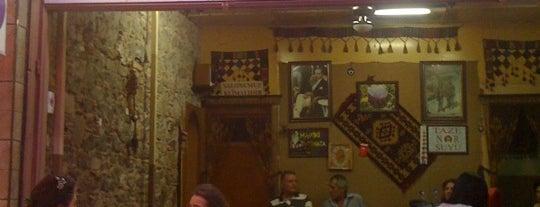 Enginar Cafe is one of Lieux qui ont plu à Erman.