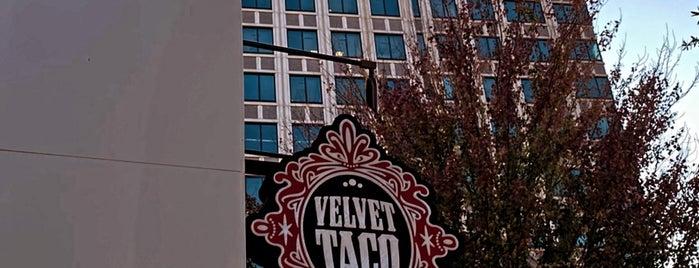 Velvet Taco is one of Florencia'nın Beğendiği Mekanlar.