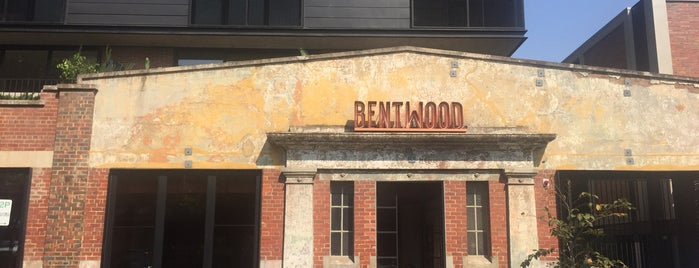 Bentwood is one of Good old Collingwood forever.