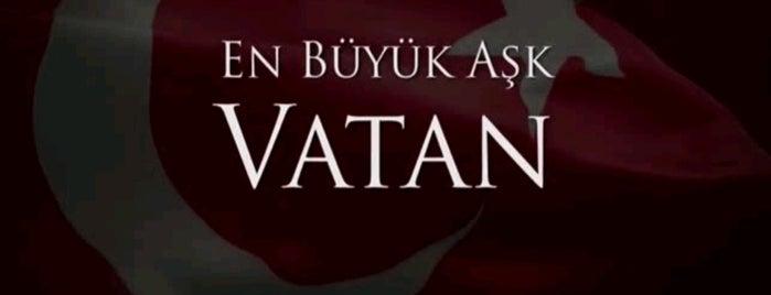 11'inci Hava Ulaştırma Ana Üs Komutanlığı is one of Tempat yang Disukai Ahmet.