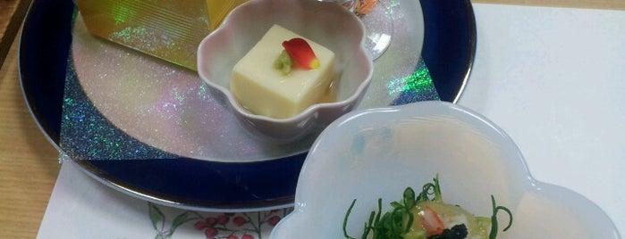 割烹魚藤 is one of Kazuo : понравившиеся места.