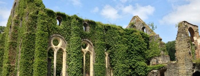 Abbaye de Villers is one of Vincent'in Beğendiği Mekanlar.
