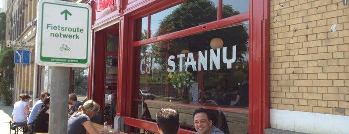 Café Stanny is one of Lieux sauvegardés par Chris.