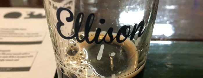 Ellison Brewing Company is one of Indiana Breweries.