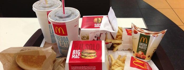 McDonald's is one of Gespeicherte Orte von Kat.
