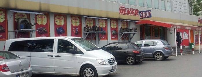 Ülker Shop is one of Istanbul.