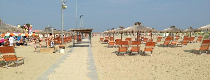 Lido Degli Estensi is one of Riviera Adriatica.