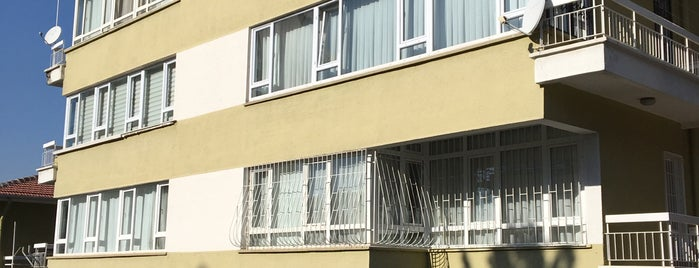 Esen Apartmani is one of UFuK•ॐ 님이 저장한 장소.