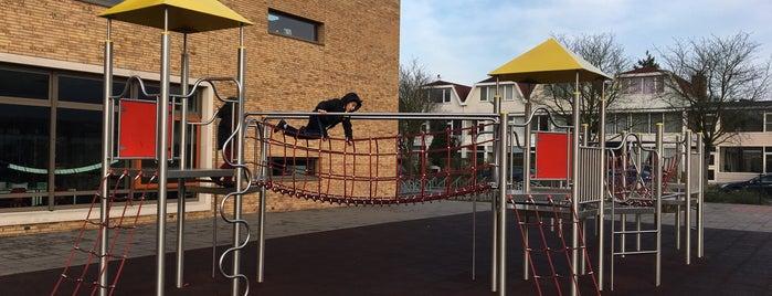 Roleof Venema School Playground is one of Playgrounds in Amsterdam.