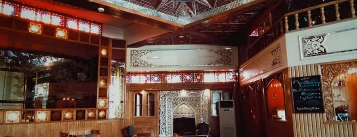 Cando Cafe | کافه کندو is one of Isfahan.