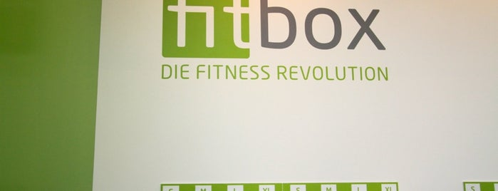 EMS Fitnessstudio fitbox München Pasing is one of fitbox - EMS Fitnessstudio 님이 좋아한 장소.
