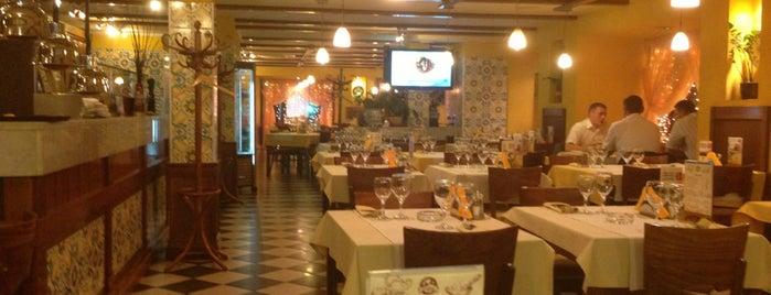 Viaggio Неаполь is one of Рестораны.