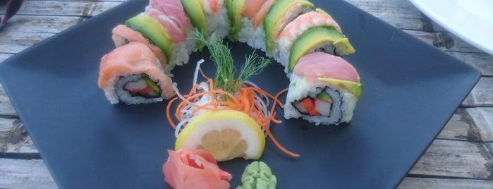 I Love Sushi is one of Lieux qui ont plu à Annette.