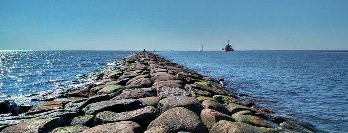 Pärnu rand is one of Lieux qui ont plu à Annette.