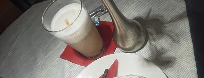 Cafe-Strudel Kröll is one of Lieux qui ont plu à Annette.