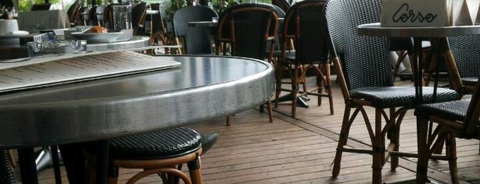 Corso is one of Cafés et bars.