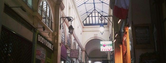 Passage Vendôme is one of Passagens de Paris.