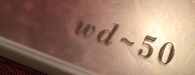 wd~50 is one of NYC: Favorite restaurants & brunch spots!.
