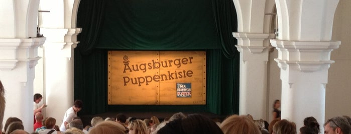 Augsburger Puppenkiste is one of Augsburg.