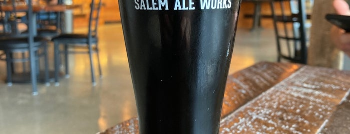 Salem Ale Works is one of Salem, Oregon - Breweries.