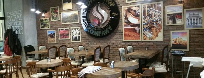Coffeeshop Company is one of Hulya 님이 좋아한 장소.