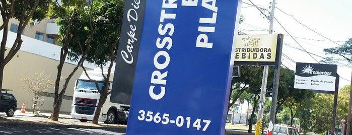 Carpe Diem Studio de Pilates e CrossTraining is one of Amigos da Força.