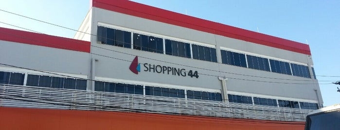 Shopping 44 is one of Hcssjt.