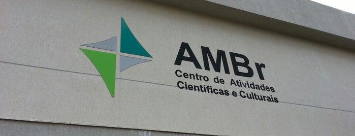 Associação Médica de Brasília (AMBr) is one of Rafael 님이 좋아한 장소.