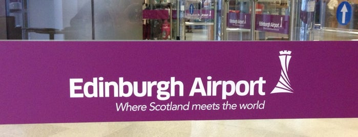 Edinburgh Airport (EDI) is one of Airports Worldwide....