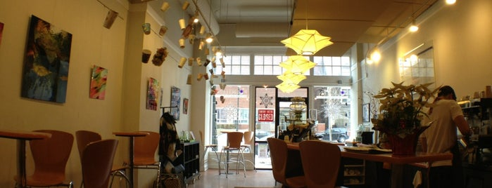 Fourteen East Cafe is one of Cool places in Detroit.