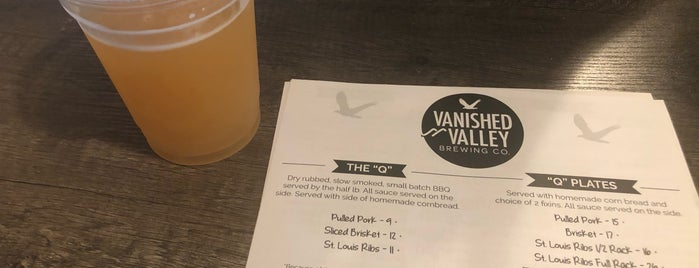 Vanished Valley Brewing is one of New England Breweries.