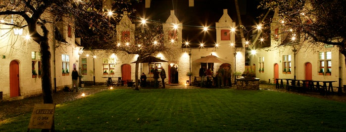 Huis van Alijn is one of Tempat yang Disukai Carl.