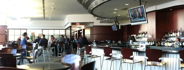 United Club is one of Airport Lounges.