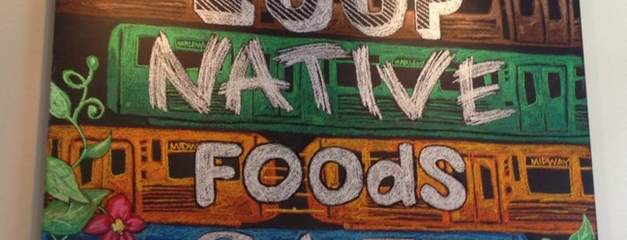 Native Foods is one of Chi Town .....
