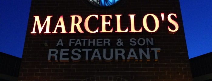 Marcellos Father & Son Restaurant is one of Adventures.